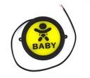 Uwaga dziecko LED podświetlane - wodoodporne, 87mm доставка товаров из Польши и Allegro на русском