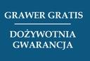 komplet 4 elementowy deserowy+WZÓR CZASZKI +GRAWER Kod produktu 113500