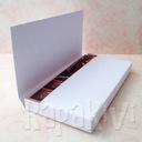 Czekoladownik baza pudełko na czekoladę białe