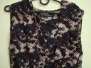 FANTAZYJNA bluzka tunika mgiełka FRENCH r.36 Płeć Produkt damski