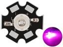 Dioda POWER LED 3W EPILEDS UV 395-405nm, 45mil PCB Producent Epileds