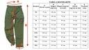 SPODNIE bojówki MIL-TEC US RANGER BDU Olive - 4XL Rozmiar 4XL
