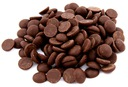 Czekolada ciemna gorzka Strong 70% Callebaut 2,5kg Rodzaj gorzka