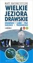 2016 WIELKIE JEZIORA DRAWSKIE ZESTAW 5 MAP 1222
