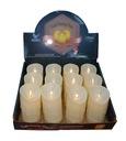Свеча LED 11cm Подвижный пламя вклад украшение