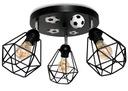 ИНТЕРЕСНЫЙ потолочный Светильник MUNDIAL 3 Diamond можно LED