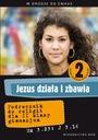 Religia kl.8 SP Podręcznik. Jezus działa i zbawia Szerokość produktu 16.5 cm