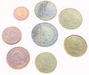 Zestaw Euro Luksemburg 2017-od 1 eurocent do 2 Eur