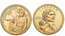 Indianka 2014 - Native American Sacagawea Dollar