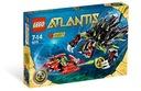 LEGO ATLANTIS 8079 GŁĘBINOWY POTWÓR NOWY GDAŃSK
