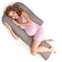 Poduszka ciążowa KOJEC do spania karmienia GRATISY