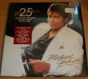 JACKSON MICHAEL LP - THRILLER 25th ANNIVERSARY