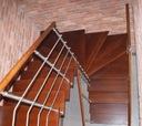 Лестница КОРА Морено 180 vertical U-180 12 элементов