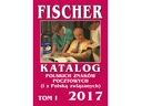 Fischer 2017 Tom I Katalog Polskich Znaków
