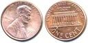 USA One Cent  /1 Cent / 1990 r. D