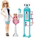 Mattel Barbie Jako Okulistka CMF42 24h