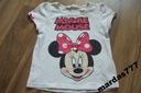 H&M Bluzka z Minnie dla dziewczynki 2-4 latka