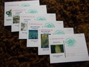 KONKURS PLASTYCZNY LOGOS karty pocztowe Płock x 6