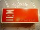 Gilzy L&M RED 200szt 7,80zł super cena LM