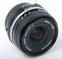 Obiektyw Nikon Lens Series E 28mm 1:2.8 + Filtr UV