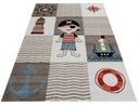 Miękki dywan dla dziecka 80x150 SOFT 13 MM ATEST!