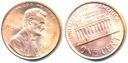 USA One Cent  /1 Cent / 1986 r. D