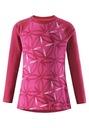 Bluzka Reima CARELIA 104 ciemny róż