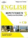 English repetytorium temat.-leks. 3 książka+CD