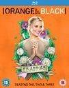 Orange Is The New Black - Season 1-3 [Blu-ray]