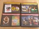 Filmy DVD, VCD zestaw 8 filmów na czterech płytac