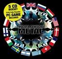 WORLDWIDE METAL [5CD]
