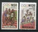 Nigeria** Igrzyska Olimpijskie Ateny 2004