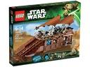 LEGO STAR WARS 75020 JABBA'S SAIL BARGE UNIKAT
