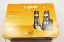 DWA TELEFONY BEZPRZEWODOWE  GIGASET A220 DUO