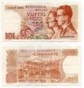 BELGIA 1966 50 FRANCS