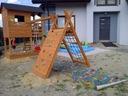 Plac zabaw ślizg piaskownica domek dla dzieci !!!
