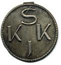 Odznaka przedwojenna ŚLĄSKI KLUB JAZDY KONNEJ