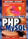 Dynamiczne strony WWW PHP i MySQL Ullman NOWA II w