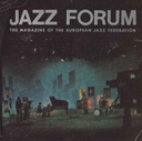 Czasopismo JAZZ FORUM nr 3  z 1969 r. edycja ang.