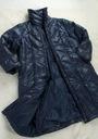 Dłuższy zimowy płaszcz w roz.48