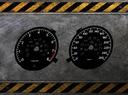 TARCZE LICZNIKA - VW JETTA 2011 zamiennik UK/USA