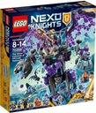 LEGO Nexo Knights Niszczycielski Kamienny K 70356