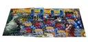 SPIDER-MAN Bohaterowie i Złoczyńcy[gazeta+KARTY]x5
