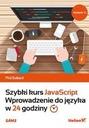 Szybki kurs JavaScript. Wprow. do języka w