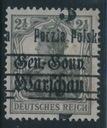 Niemcy nadruk Gen.Gouv.Warschau Poczta Polska
