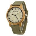 Zegarek Drewniany Bewell Stylowy Okazja Promocja !