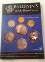 Katalog monet BALDWIN'S Aukcja 8