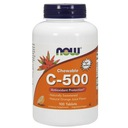 NOW FOODS C-500 DO SSANIA 500mg 100tabl.