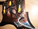 Pickguard HSH z 4 żyłowymi HMV rozdzielome cewki