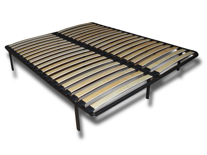 Samonośny Metalowy Stelaż Pod Materac 160x200